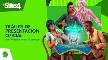 Los Sims 4 Fenómenos Paranormales